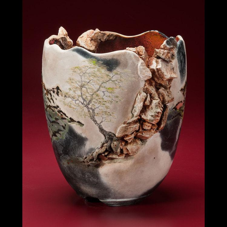 Ceramic Artists 2014 Mainsail Art Festival
